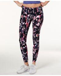 Calvin Klein | Multicolor Performance Printed Leggings | Lyst