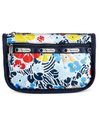 LeSportsac | Gray Everyday Cosmetic Case | Lyst