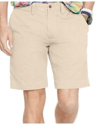 Polo Ralph Lauren | Natural Men's Relaxed-fit Chino Short for Men | Lyst