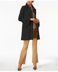 INC International Concepts | Black Petite Ruffle-sleeve Jacket | Lyst