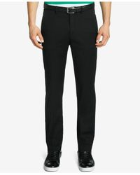BOSS - Black Boss Slim-fit Stretch Cotton Chinos for Men - Lyst