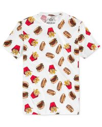 American Rag - White Men's Foodie T-shirt, Only At Macy's - Lyst