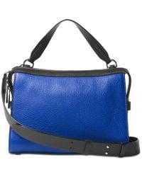 Michael Kors - Blue Michael Ingrid Medium Shoulder Bag - Lyst