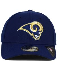 KTZ - Blue St. Louis Rams New Team Classic 39thirty Cap for Men - Lyst