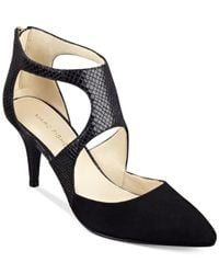 Marc Fisher | Black Kabriele Pumps | Lyst