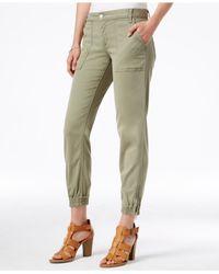 Joe's Jeans | Green Joe's Leaf Wash Cargo Jogger Jeans | Lyst