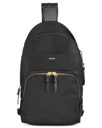 Tumi | Black Voyageur Nadia Convertible Backpack/sling | Lyst