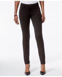 Kut From The Kloth - Mia Black Wash Skinny Jeans - Lyst