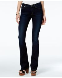 Hudson Jeans | Blue Hudson Love Bootcut Jeans | Lyst