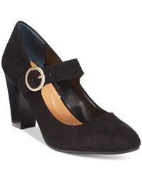 Style & Co.   Black Alabina Mary Jane Pumps, Only At Macy's   Lyst