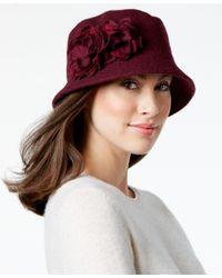 Nine West | Multicolor Knit Microbrim Hat | Lyst