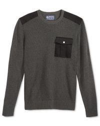 American Rag   Gray Men's Uniformity Sweater, Only At Macy's for Men   Lyst