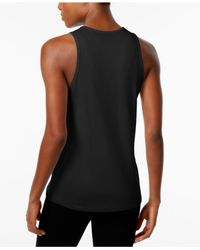 Nike - Black Dry Training Tank Top - Lyst