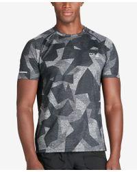 Polo Ralph Lauren | Gray Polo Sport Men's Micro-dot Jersey T-shirt for Men | Lyst