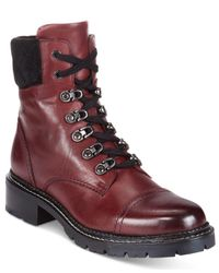 Frye | Multicolor Women's Samantha Lace-up Booties | Lyst