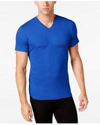 32 Degrees | Blue Men's 32° Cool V-neck Pajama Top for Men | Lyst
