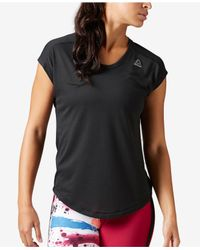 Reebok | Black Workout Ready Supremium 2.0 T-shirt | Lyst