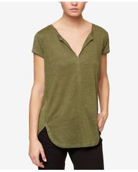 Sanctuary | Green City Contrast Top | Lyst