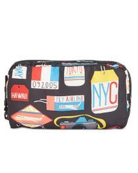LeSportsac | Blue Travel System Global Cosmetic Pouch | Lyst