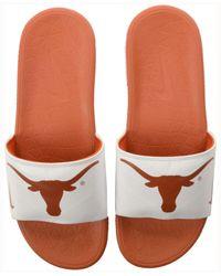 Nike Multicolor Texas Longhorns Benassi Solarsoft Slides for men