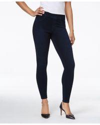 Spanx - Blue Jeanish Leggings - Lyst
