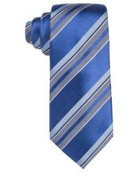 Countess Mara | Blue Men's Benton Stripe Tie for Men | Lyst