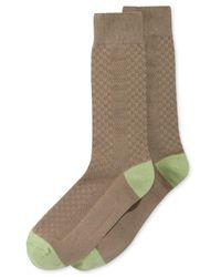 Tommy Bahama | Green Men's Socks, Basketweave for Men | Lyst