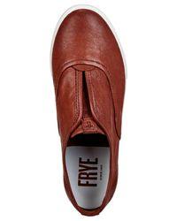 Frye - Multicolor Maya Slip-on Sneakers - Lyst