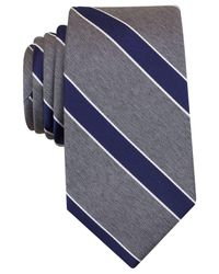 Perry Ellis | Blue Men's Hanley Ii Stripe Tie for Men | Lyst