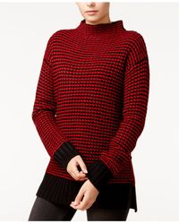 Sanctuary | Red Mason Pullover Sweater | Lyst