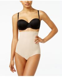 Miraclesuit | Natural Extra Firm Control High Waist Brief 2705 | Lyst