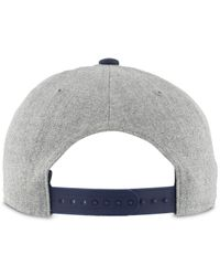 Adidas Originals - Gray Men's Daybreaker Flat-brim Cap for Men - Lyst