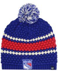 47 Brand - Blue Women's Leslie Knit Hat - Lyst