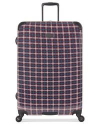 "Ben Sherman | Multicolor Glasgow 28"" Hardside Expandable Spinner Suitcase 
