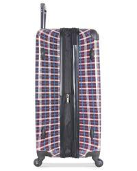 "Ben Sherman   Multicolor Glasgow 28"" Hardside Expandable Spinner Suitcase   Lyst"
