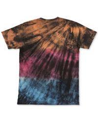 O'neill Sportswear - Multicolor Lawn Tie Dye Graphic T-shirt for Men - Lyst