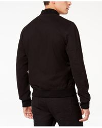American Rag - Black Men's Bomber Jacket for Men - Lyst