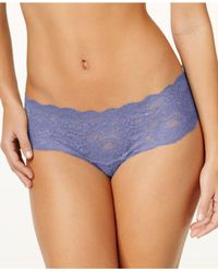 Cosabella - Blue Never Say Never Hottie Cheeky Hot Pants Never07zl - Lyst