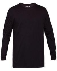 Hurley | Black Men's Staple Shirt for Men | Lyst