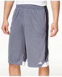 Adidas Originals | Gray Men's 3g Speed 2.0 Basketball Shorts for Men | Lyst