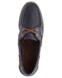 Sperry Top-Sider | Blue Men's A/o 2-eye Laser Boat Shoes for Men | Lyst