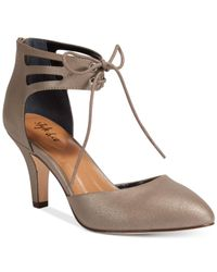 Style & Co. | Multicolor Women's Vanaa Lace-up Pumps | Lyst