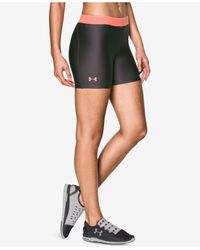Under Armour | Gray Training Shorts | Lyst