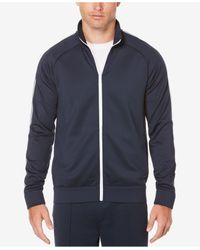Perry Ellis | Blue Men's Stretch Performance Jacket for Men | Lyst