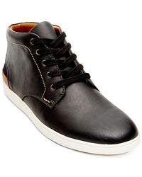 Steve Madden | Black Freedom Chukka Sneakers for Men | Lyst