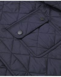 Barbour - Blue Tinford Quilted Jacket for Men - Lyst