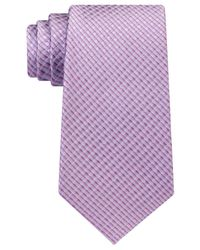 Kenneth Cole Reaction | Pink Men's Shaded Natte Tie for Men | Lyst