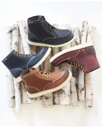 Eastland - Natural Lumber Up Boots for Men - Lyst