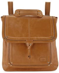 The Sak | Brown Ventura Leather Backpack | Lyst