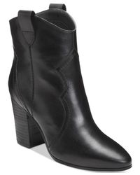 Aerosoles - Black Lincoln Square Booties - Lyst